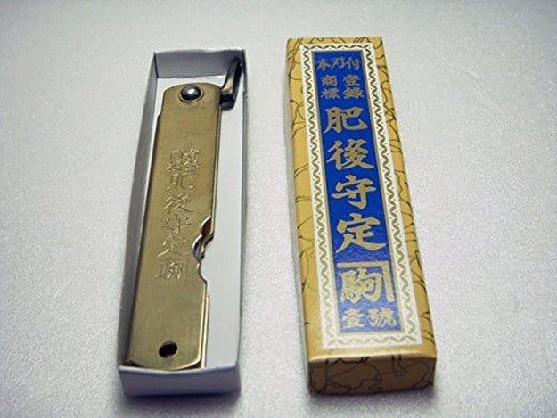 Higo no Kami 7 Pocket Knife | Affordable Cuts | Budget-Friendly Pocket Knives Under $15