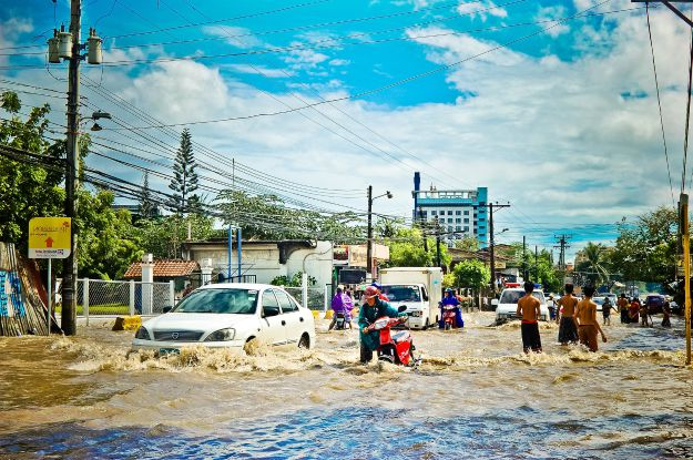 Flood and heavy rain | Global Catastrophes To Prepare For NOW