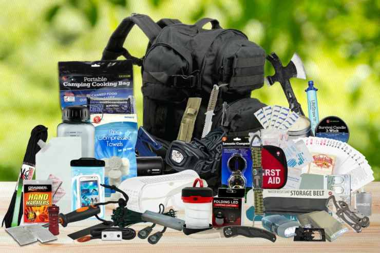 Bag out bag | Couples Defense: What You Can Do With Your Partner To Stay Safe