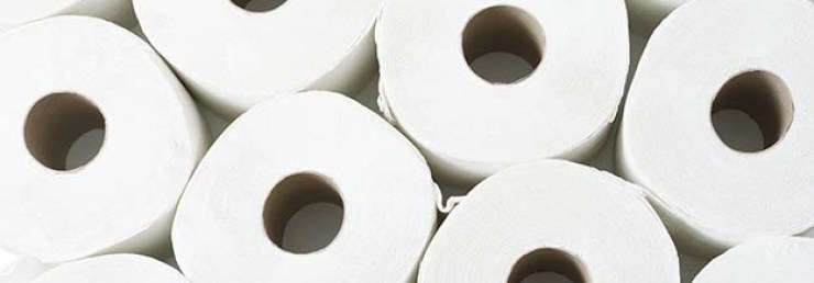 Bathroom tissue | Tips For Sheltering In Place