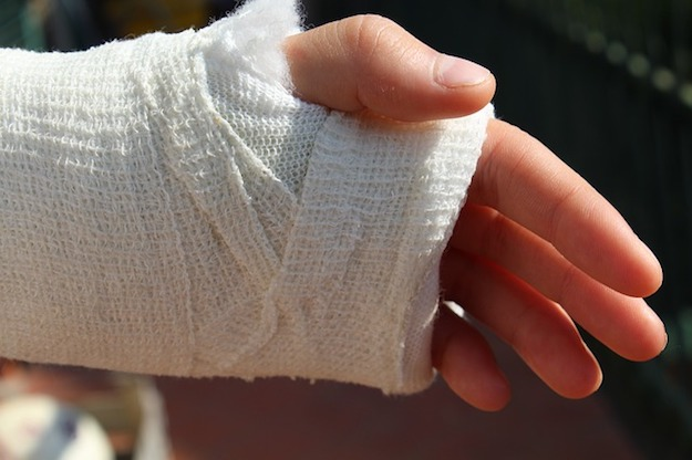 How toTreat Sprains   Old School Survival Skills You Should Know