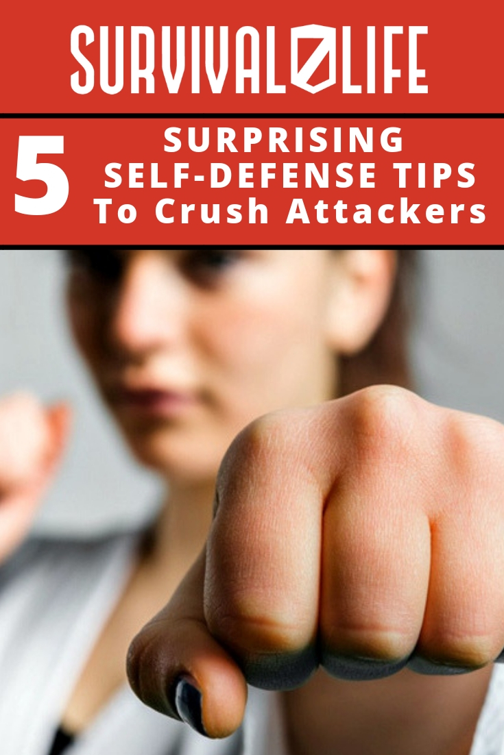 Check out 5 Surprising Self Defense Tips To Crush Attackers at https://survivallife.com/self-defense-tips-2/