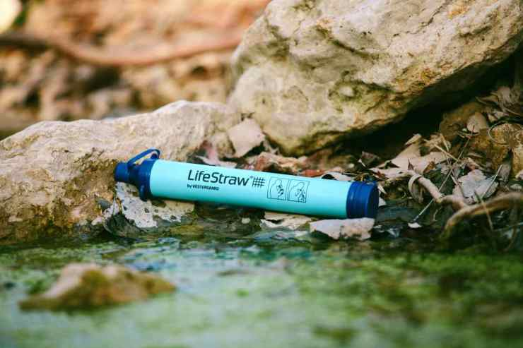 Compact lifestraw | Top Urban Survival Gadgets