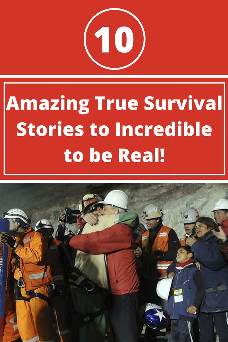 Amazing True Survival Stories Too Incredible To Be Real | https://survivallife.com/amazing-true-survival-stories/