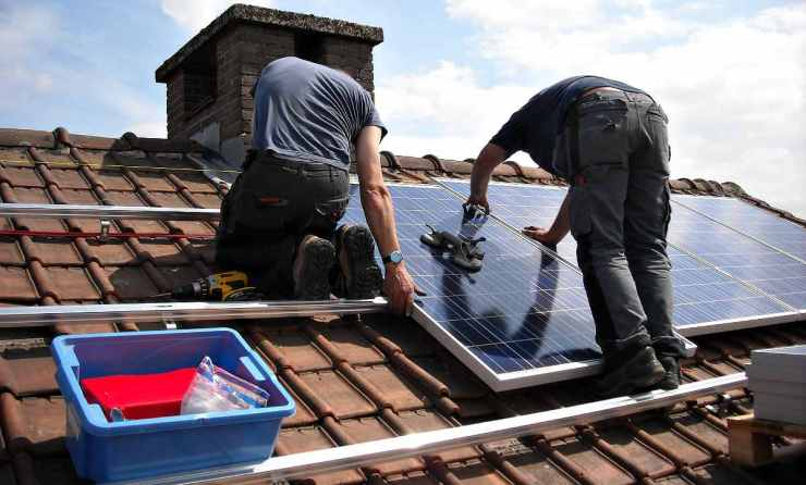 Installing solar panel | Off-Grid Solar Survival: Top Things To Consider Before Diving In