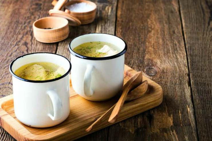 Homemade chicken soup   Home Remedies For Cold And Flu   Surprisingly Simple Natural Relief