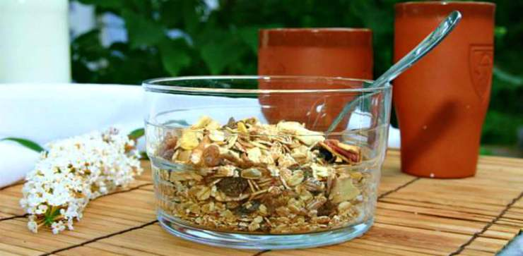 Oatmeal Bowl   Home Remedies For Cold And Flu   Surprisingly Simple Natural Relief