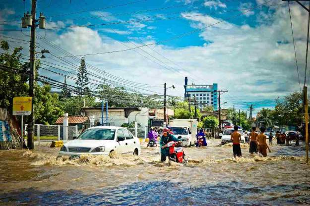 Flood and heavy rain   Global Catastrophes To Prepare For NOW