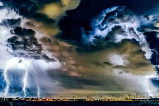 Thunderstorm   Global Catastrophes To Prepare For NOW