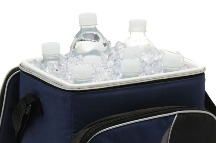 water-bottles-soft-sided-cooler-ice | camping food