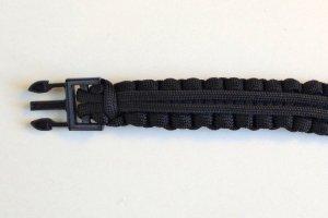 Step 6c paracord bracelet