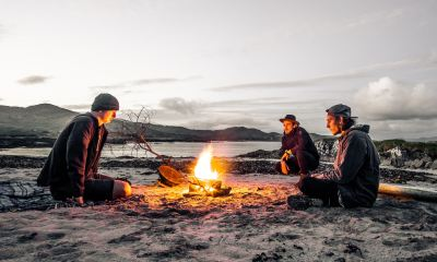 How To Build A Fire Pit At The Beach