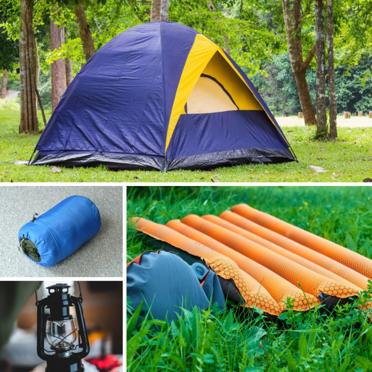 Basic Camping Essentials | Essential Supplies and Gear for Camping