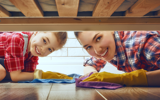 30 Day Comprehensive Spring Cleaning Checklist | 30 Day Comprehensive Spring Cleaning Checklist