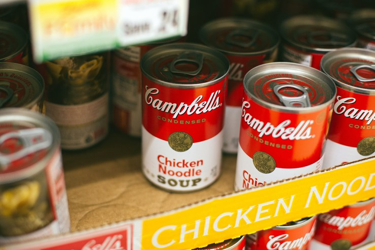Canned Soup | Healthy Non-perishable Food Items