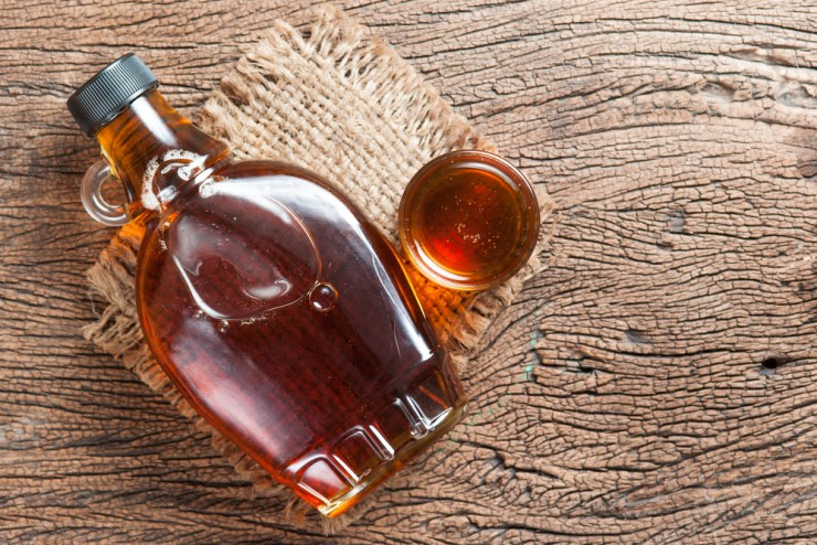 Pure Maple Syrup | Foods That Never Expire