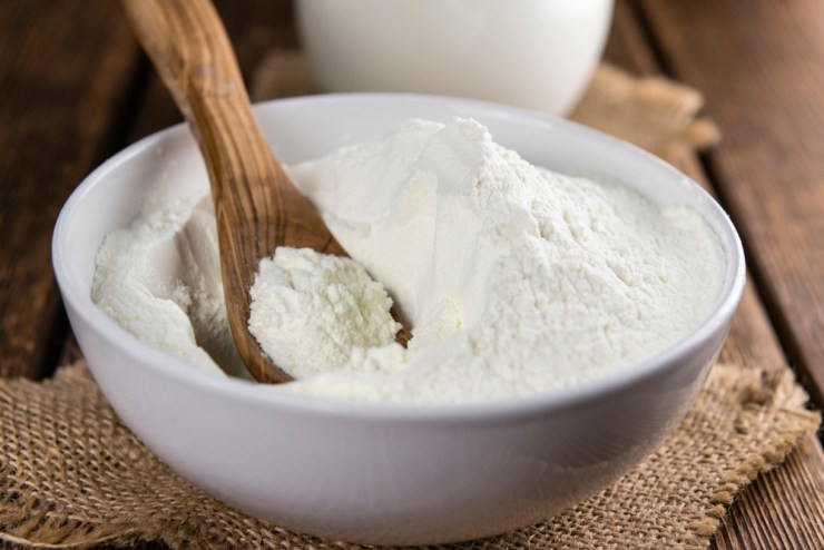 Powdered Milk | Healthy Non-perishable Food Items