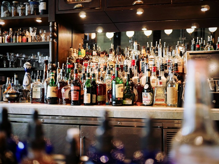 Hard Liquors | Foods That Never Expire