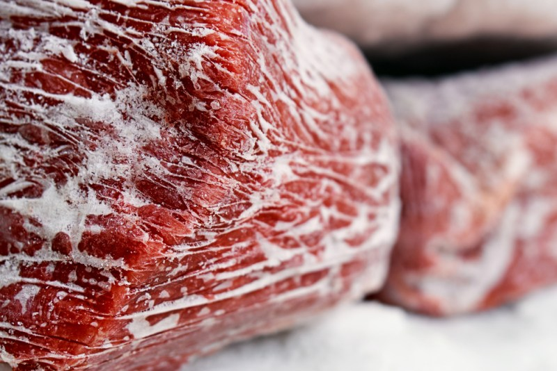 Freezing or Chilling | A Guide To Meat Preservation In The Wild