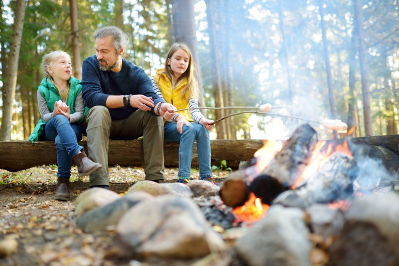 Keep It Simple: Meals | Tips to Make Camping with Kids Hassle-Free