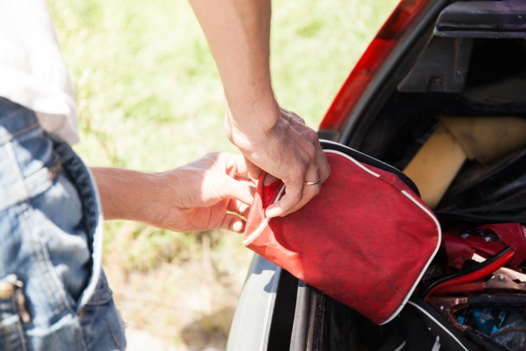 Car First Aid Kit | Car Emergency Kit Essentials: How To Prep Your Car For A Disaster