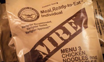 Survival Food: How To Live An MRE Life