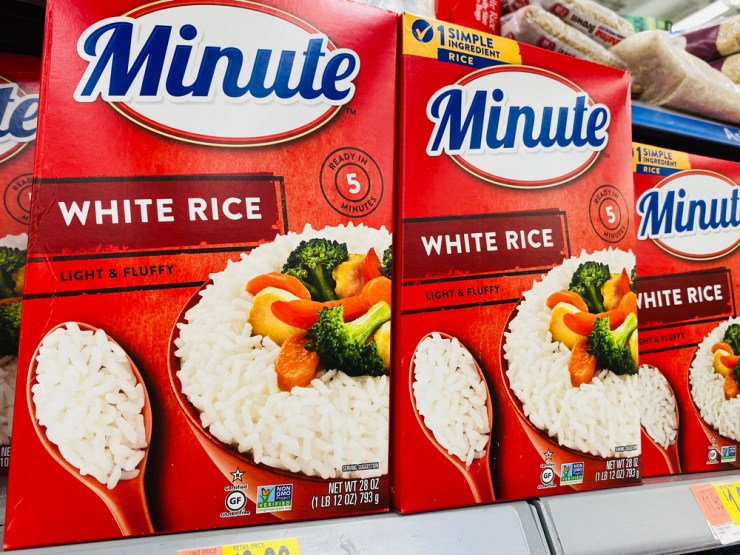 Minute Rices | How to Prepare for the Next Food Shortage: What to Stock Up On