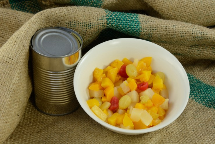 Canned Fruit | How to Prepare for the Next Food Shortage: What to Stock Up On
