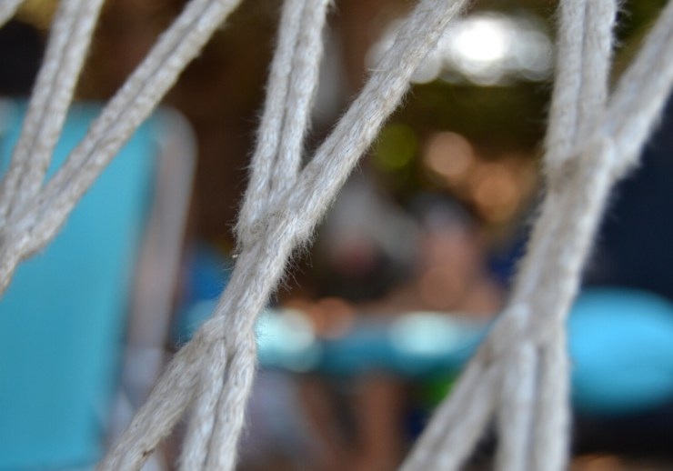 camp image hammock ropes blur flu | tampon uses rifle