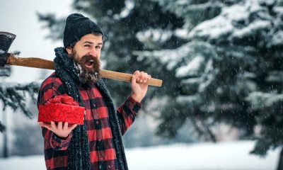 xmas wanderlust hiking travel christmas hipster | Survival Gift Guide: Awesome Christmas Gifts for Preppers | featured