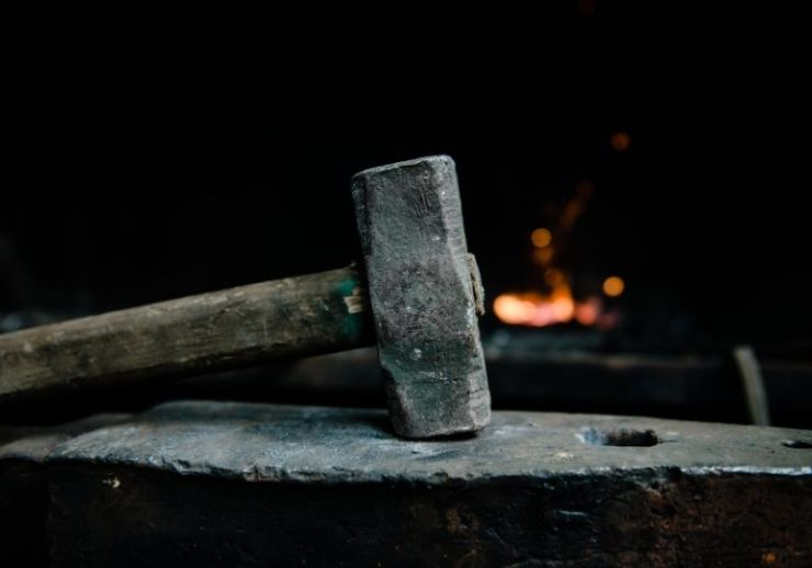 Check out Blacksmithing Guide | Ultimate Guide to Blacksmithing For Beginners at https://survivallife.com/blacksmithing-guide/