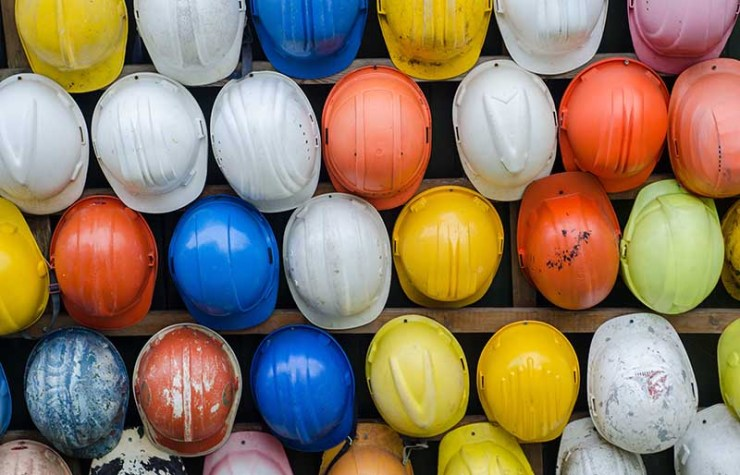 collection of construction safety helmet | how to build a bunker