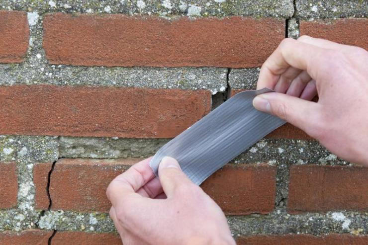 Applying Duct Tape | Car Emergency Kit
