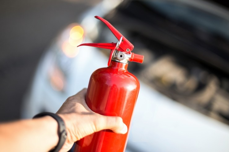 Fire Extinguisher | Car Emergency Kit
