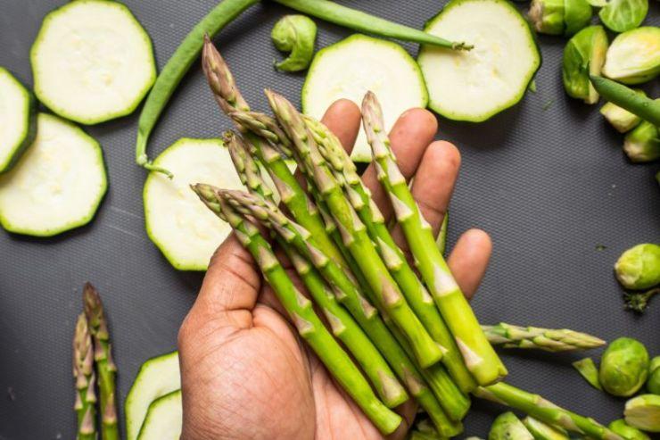 Asparagus | Storing food