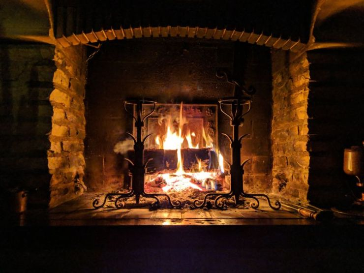 Fireplace | How To Survive Without Electricity