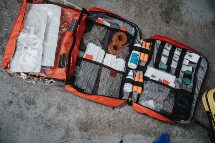 First Aid Kit | Essential Camping Gear