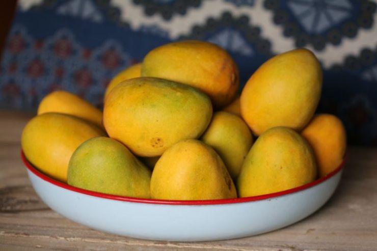 Mangos | Storing food