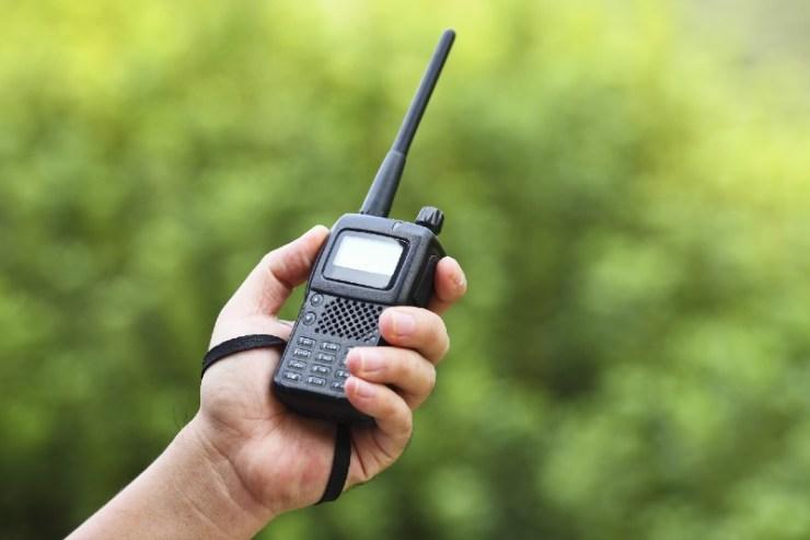 Handheld walkie talkie for outdoor-Emergency Radios