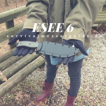 ESEE-6 Survival-Messer Test