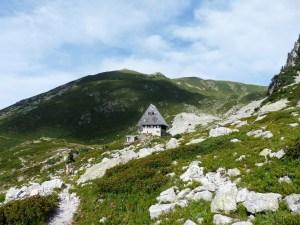 Alles Wichtige für die Berghütte