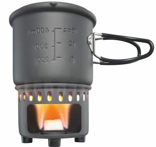 Esbit Trockenbrennstoff-Kochset 310/567