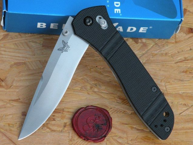 benchmade 710 test axis lock