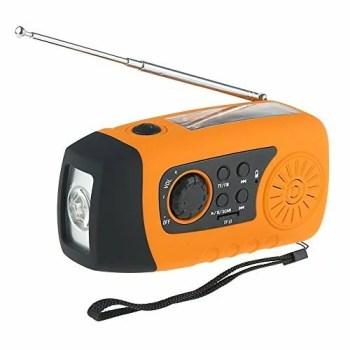 IntiPal FM Solar Radio