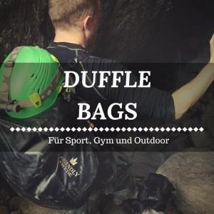 Das beste Duffle Bag - 6 Packs für Reisen, Gym und Outdoor