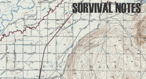 Survival Notes Header Image