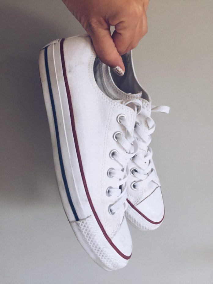 all star white