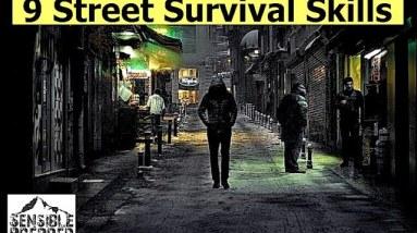 9 Street Survival Skills: Urban Mindset