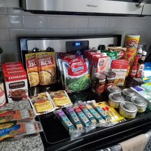 Big Dollar Tree Prepper Pantry Food and Supply Haul