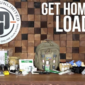 Get Home Bag Loadout With Bill Quirk